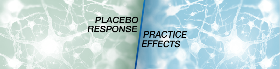 Placebo Response and Practice Effects in Schizophrenia Cognition Trials