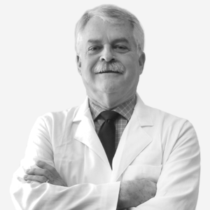 Mark Skeen, MD as Senior Medical Scientist